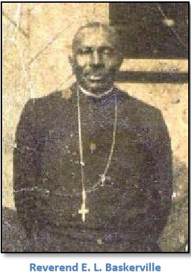 Reverend Erasmus L. Baskerville